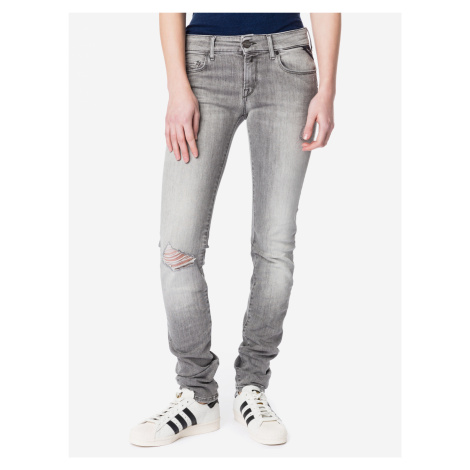 Rose Jeans Replay Šedá