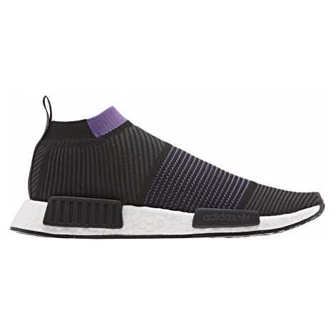 Adidas Nmd_Cs1 Primeknit Black Purple černé G28196