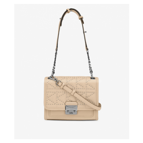 Kabelka Karl Lagerfeld K/Kuilted Studs Small Handbag