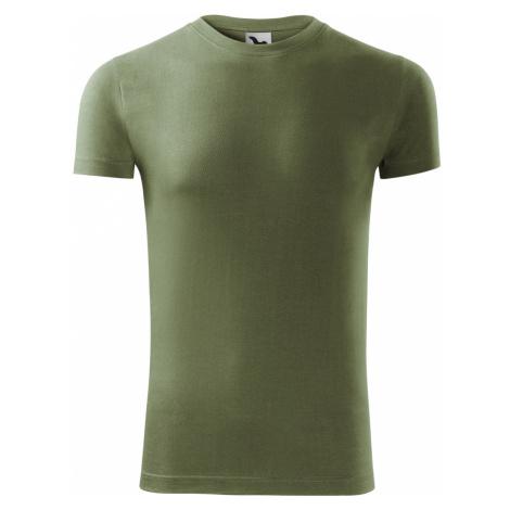 Malfini REPLAY Pánské triko 14309 khaki