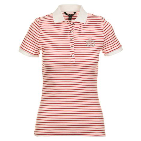 Ralph Lauren dámské polo tričko s proužkem