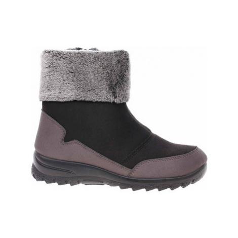 Rejnok Dovoz Dámská obuv Rogallo 4509-000 černá Černá