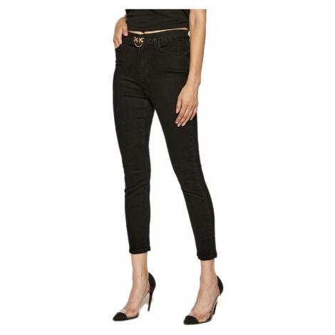 Černé elastické kalhoty - PINKO