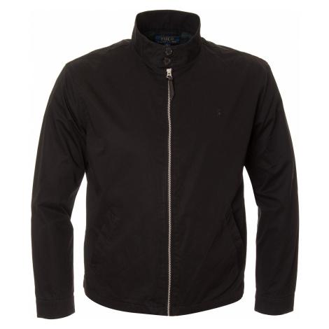 Pánská lehká černá bunda Ralph Lauren