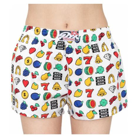 Women's shorts Styx art classic rubber gambler (K855)