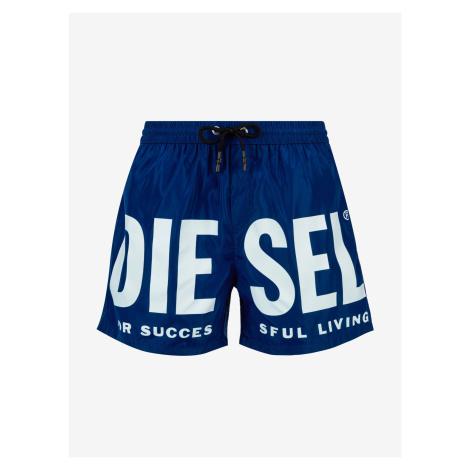 Wave Plavky Diesel Modrá