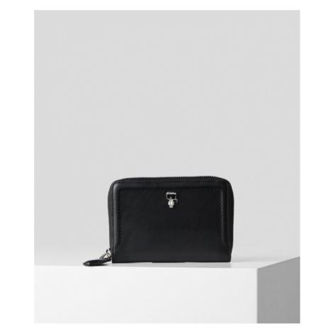 Peněženka Karl Lagerfeld Ikonik 3D Pin Md Fold Wt