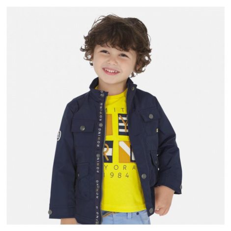 Chlapecká přechodová bunda Mayoral 3452   modrá