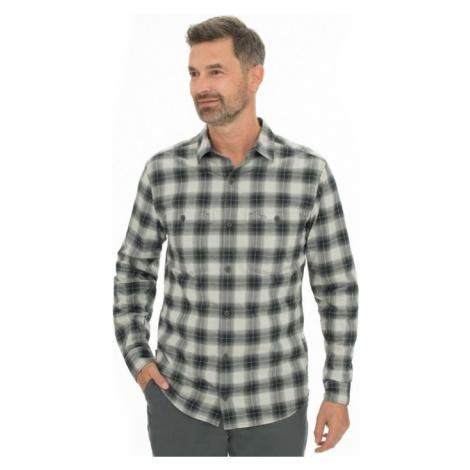 Pánská košile BUSHMAN GOSHEN tmavě šedá
