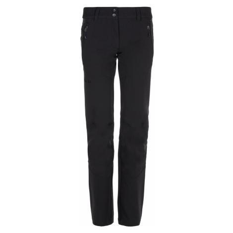 KILPI Dámské outdoorové kalhoty LAGO-W LL0090KIBLK Černá