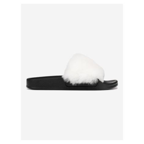 Pantofle Dolce & Gabbana Černá