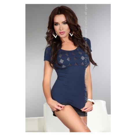 LivCo Corsetti Fashion | Gabrielle | modrá Livia Corsetti