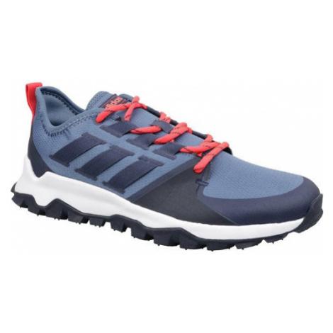 Obuv Adidas Kanadia Trail F36061- modrá,oranžová