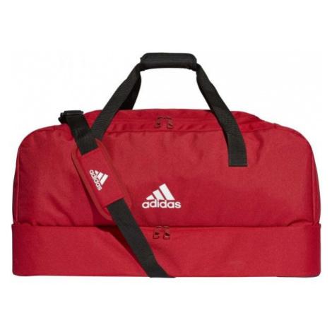 adidas TIRO DU BL L červená - Sportovní taška