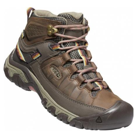 Dámské boty Keen Targhee III Mid WP W bungee cord/edwood UK