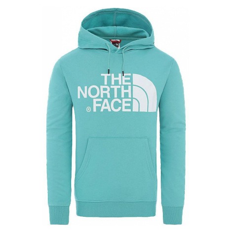 MIKINA THE NORTH FACE STANDARD HOODIE - zelená