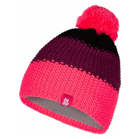 ZONKO children's winter hat pink LOAP
