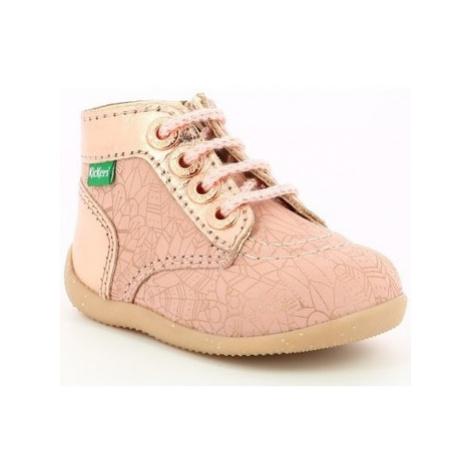 Kickers - Růžová