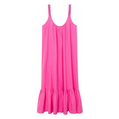 MANGO Šaty 'Marea' pink