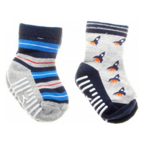 protiskluzové ponožky all the stripes, 2 páry