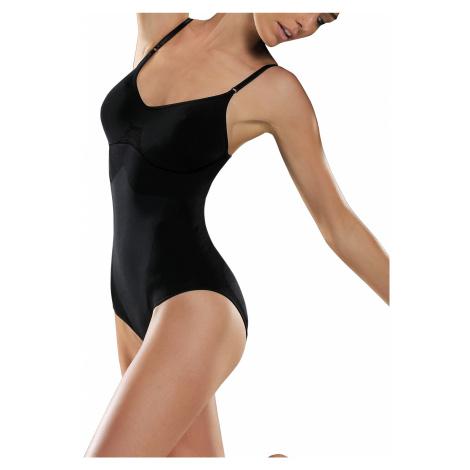 Body dámské stahovací bezešvé Body spalla stretta Bodyeffect Oro