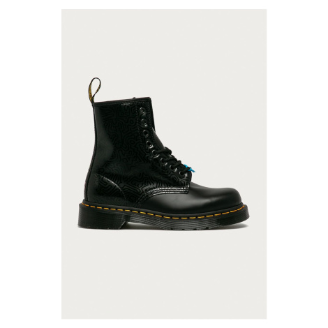 Dr. Martens - Kožené workery x Keith Haring Dr Martens