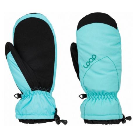 Loap RAKELX modrá - Dámské rukavice