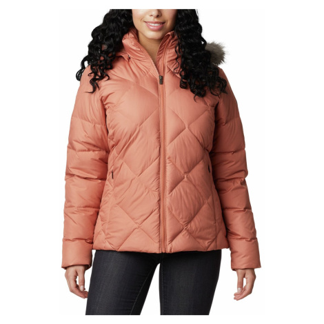 Bunda Columbia Icy Heights™ II Down Jacket W - růžová