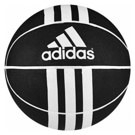 adidas 3S RUBBER X černá - Basketbalový míč