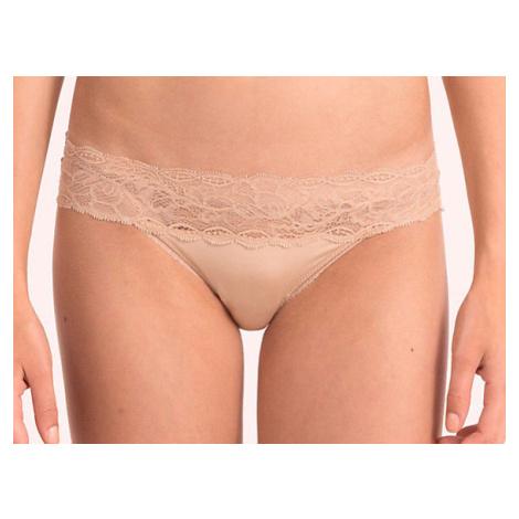 Dámské kalhotky Calvin Klein QF1200E | lososová