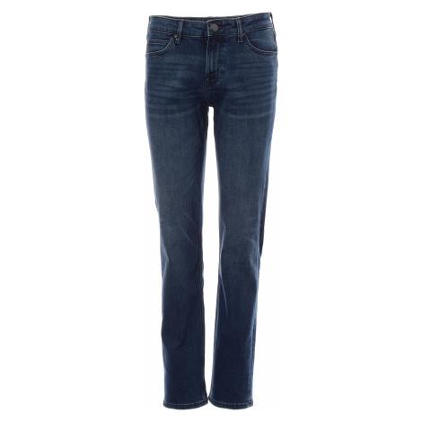 Lee jeans Marion Straight dámské tmavě modré