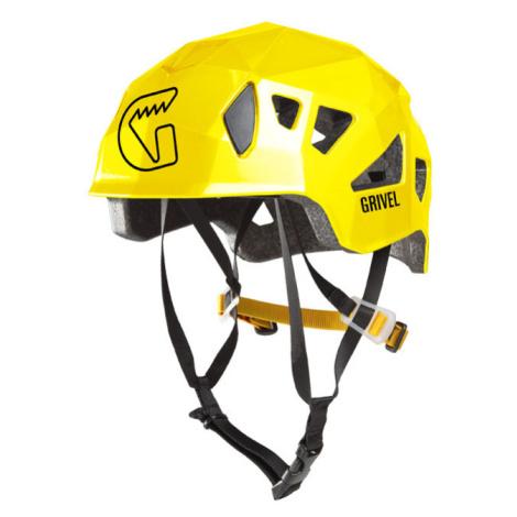 Lezecká helma Grivel Stealth Barva: žlutá