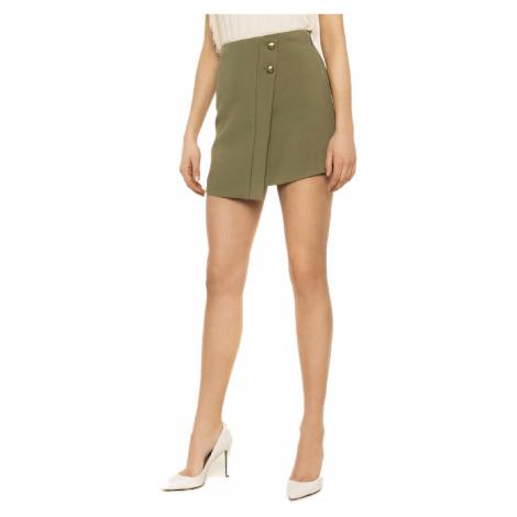 Zelená sukně - PATRIZIA PEPE