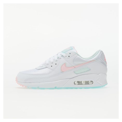 Nike W Air Max 90 White/ Arctic Punch-Barely Green