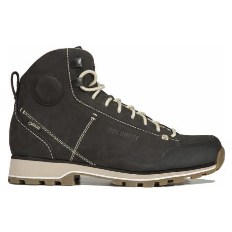 Trekové boty Dolomite 54 HIGH FG GTX WOMAN černá