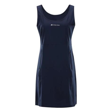 Elanda 4 dámské rychleschnoucí šaty ALPINE PRO