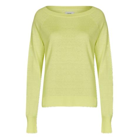 Svetr Camel Active Knitwear - Žlutá