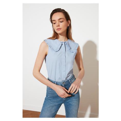 Women's shirt Trendyol Sleeveless