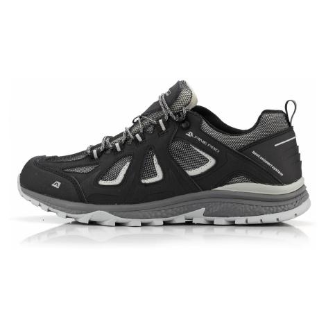 Unisex obuv outdoor Alpine Pro LINNET - černá