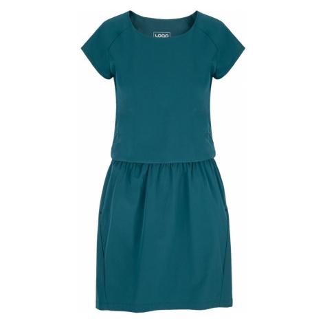 LOAP UMBRIA Dámské sportovní šaty SFW2114M97M modrá