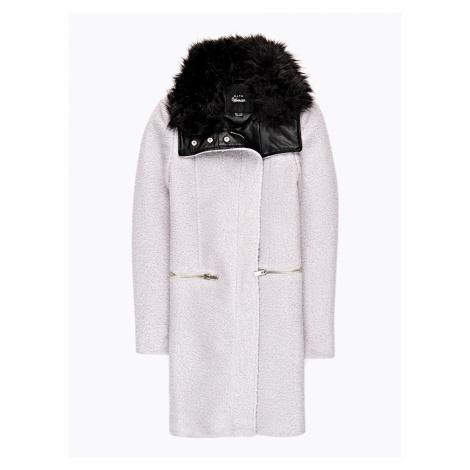 GATE Kabát s umělou kožešinou
