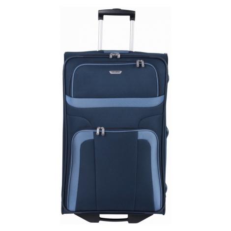 Travelite Cestovní kufr Orlando L Navy