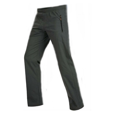 Pánské dlouhé kalhoty Litex 99578 | tmavě šedá