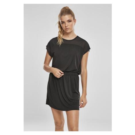 Ladies Tech Mesh Modal Dress Urban Classics