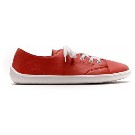 Barefoot tenisky Be Lenka Prime - Red 47