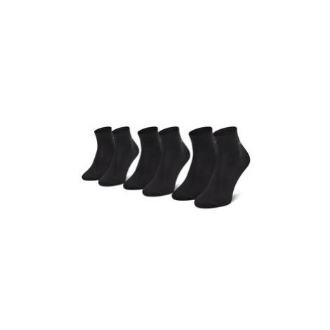Sada 2 párů vysokých ponožek unisex Diadora