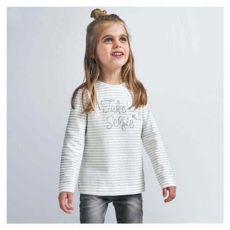 Dívčí trika Mayoral 4066 | bílá