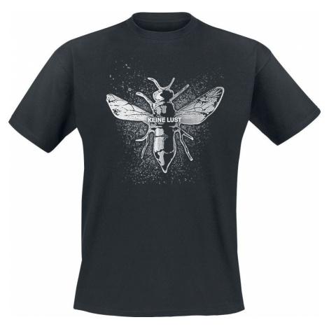 Rammstein Keine Lust Tričko černá