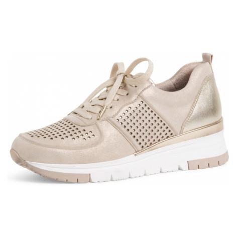 1-23745-26 Dámské boty 196 béžová Tamaris