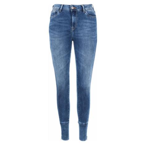Dámské džíny se zipy Flexy Pepe Jeans